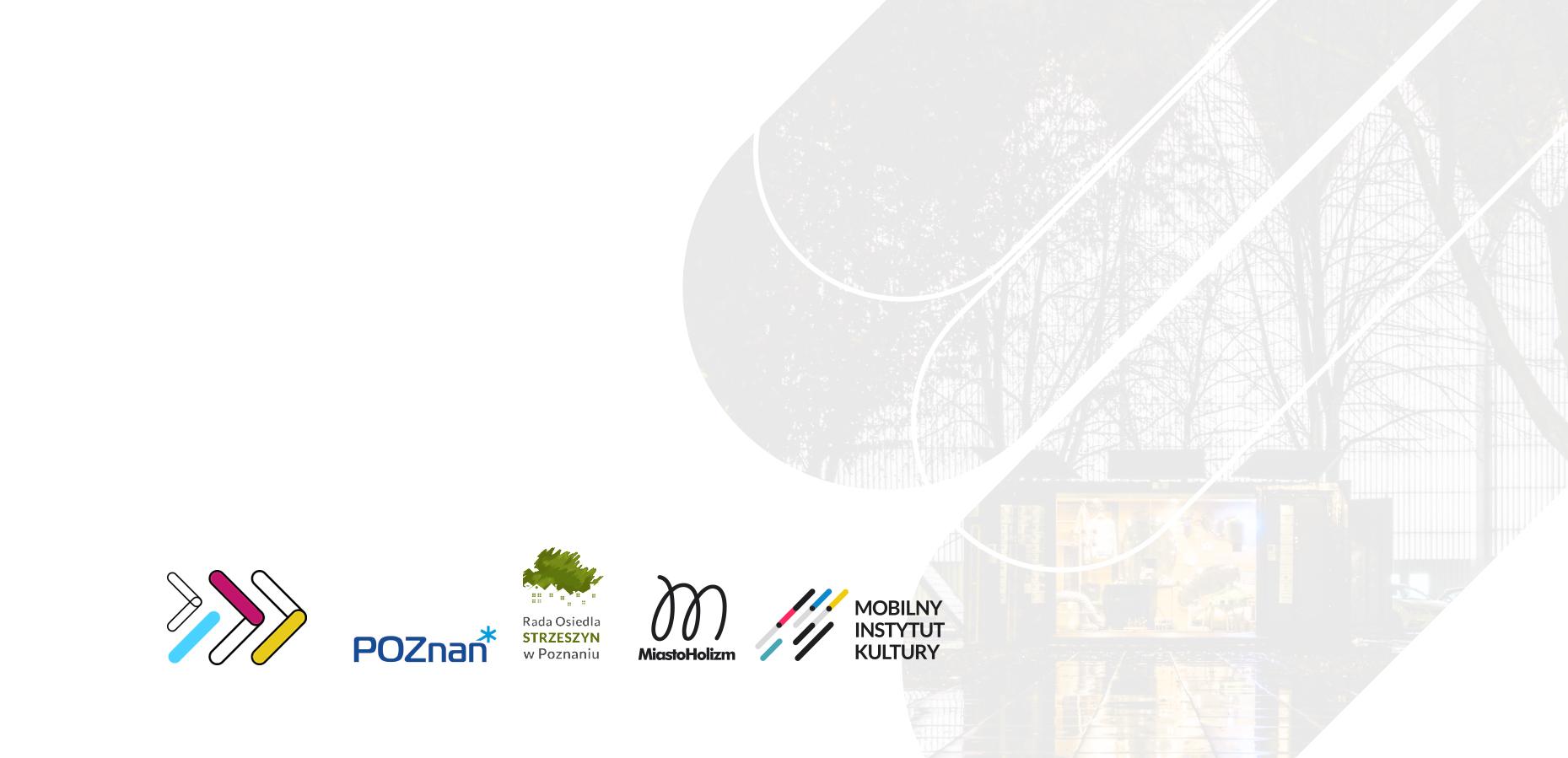 Mobilny Instytut Kultury na poznańskim Strzeszynie